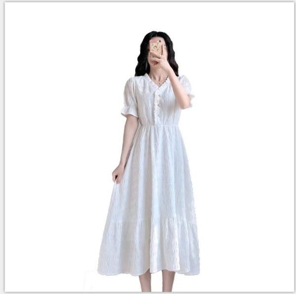 洋裝大碼連身裙女神范連身裙子女1F-A030-E 胖妹大碼女裝