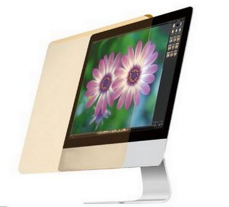 藍光博士 iMac 21.5吋濾藍光液晶螢幕護目鏡 iMac JN-21.5PLB