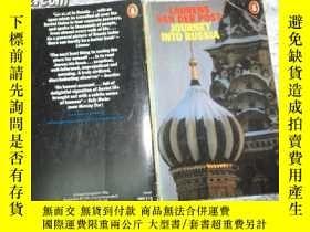 二手書博民逛書店Journey罕見into Russia (英文原版 俄羅斯之旅