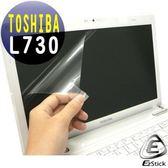 EZstick靜電式筆電LCD液晶螢幕貼 - TOSHIBA Satellite L730  專用螢幕貼(可客製化尺寸)