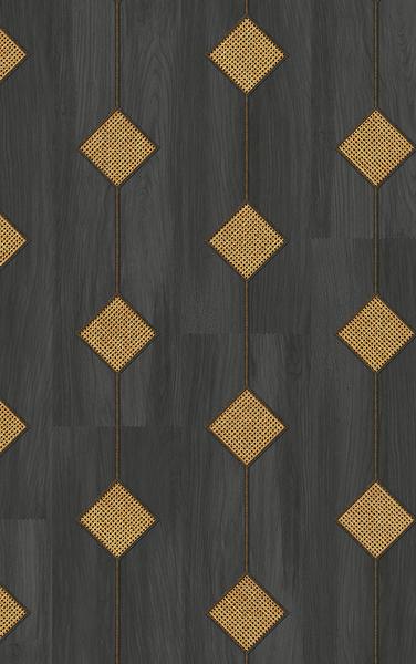 木紋壁紙 籐編織圖案 仿真 荷蘭壁紙 5色可選 NLXL CANE WEBBING / MRV-18
