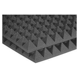 美國 Auralex Pyramid 2吋 金字塔 灰色 酒紅色 紫色 吸音棉 人聲配唱室 空間處理 NRC 0.7 61x61cm