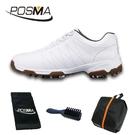 高爾夫球鞋 女士鞋子 防滑防水 自動旋轉鞋帶鞋 GSH082WKHA