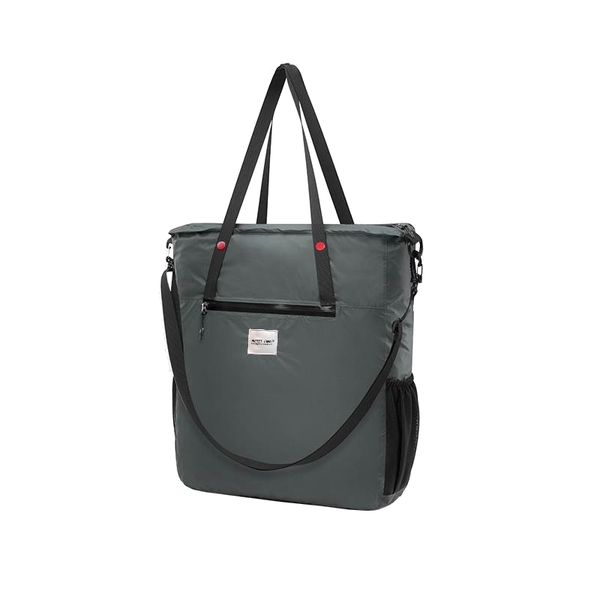 【現貨】PICTET FINO 摺疊手提單肩包 防雨 手拎包 18L 防水托特包 輕量可折 購物袋 尼龍環保包