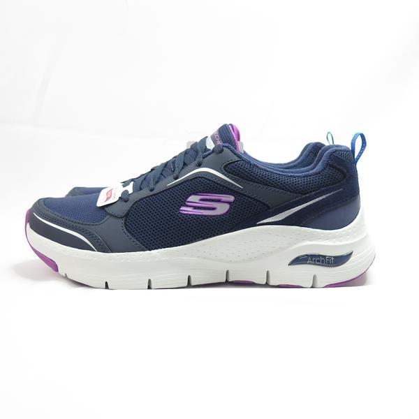 Skechers ARCH FIT-GENTLE STRIDE 女款 健走鞋 149413NVPR 深藍【iSport】