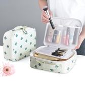 化妝包小號便攜韓國簡約大容量多功能旅行收納袋隨身少女心洗漱包