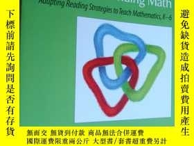 二手書博民逛書店COMPREHENDING罕見MATH:Adapting rea