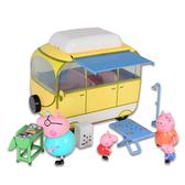 粉紅豬小妹 Peppa Pig -超大露營車 (PE05332)1279元 (現貨一組)