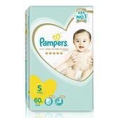 幫寶適一級幫 嬰兒紙尿布-S(60片入) 1入 444元 (超商限取1包)