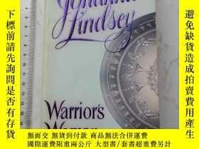 二手書博民逛書店Warrior s罕見WomanY385290 Johanna Lindsey Avon Books ISBN