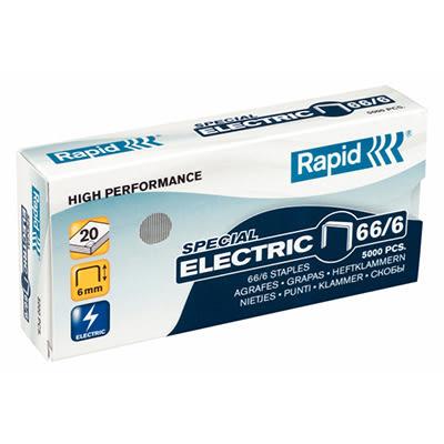 Rapid 66-6 訂書針5000入 10盒入