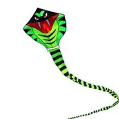 青蛇長蛇風箏長尾易飛新款大型壯觀風箏學者風箏