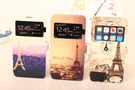 88柑仔店-- ~韓國彩繪開窗 蘋果iphone6 支架皮套 6s 手機套 i6 卡通保護套殼 4.7吋