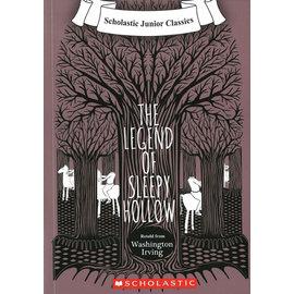 【麥克書店】THE LEGEND OF SLEEPY HOLLOW(斷頭谷) 書+CD