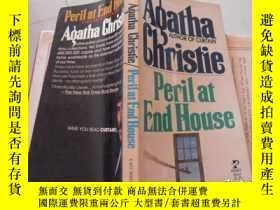 二手書博民逛書店Peril罕見at End HouseY11966