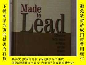 二手書博民逛書店《罕見Made to Lead 》Karan Colonel K