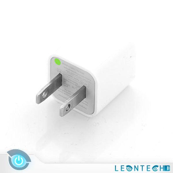 USB充電頭綠點足1A行動電源IPHONE小米三星HTC華碩SONY