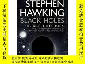 二手書博民逛書店黑洞:里斯講座罕見英文原版 Black Holes: The R
