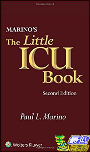 [106美國暢銷醫學書籍] Marino s The Little ICU Book Second Edition