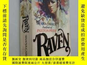 二手書博民逛書店Raven:she罕見would give herself fo