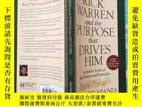 二手書博民逛書店RICK罕見WAARREN and the PURPOSE th