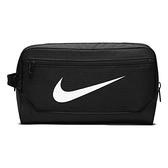 NIKE 手提包 鞋袋 NSW SHOES BAG 黑白 大勾 健身包 手拿包 鞋盒包 (布魯克林) BA5967-010