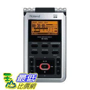[美國直購 ShopUSA] 全新 Roland R-05 WAVE/MP3 Recorder  專業級 數位錄音機