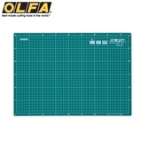 日本OLFA雙面切割墊CM-A3(經典綠)雙面裁墊切割布墊