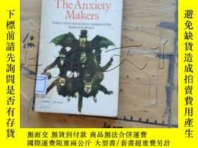 二手書博民逛書店the罕見anxiety makersY252403 alex