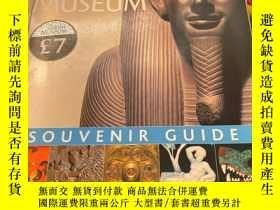 二手書博民逛書店The罕見British Museum Souvenir guide - EnglishY203000 The
