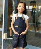 (佑祐時尚)兒童圍裙 陶藝 美術 安親 幼兒園