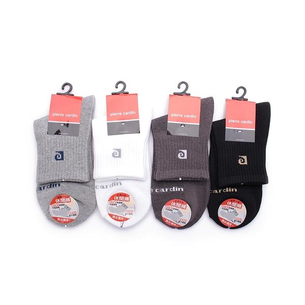 皮爾卡登 舒適中性1/2休閒襪 混款 PZ2511-1 鞋全家福
