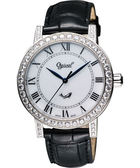 Ogival 愛其華 百年紀念琺瑯典雅機械腕錶388A1550GW