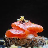 【盛和風食集】紐西蘭冷燻國王鮭魚 (100g x 4入)