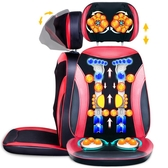 多功能按摩椅家用全身按摩墊全自動椅子贈送變壓器TW【免運】