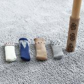 桌椅腳套保護套耐磨布藝靜音加厚家具防滑椅子凳子地板桌腳保護墊