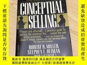 二手書博民逛書店Conceptual罕見SellingY170102 Rober