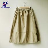American Bluedeer-繭型口袋裙