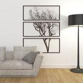 壁貼壁紙3D立體墻畫北歐風墻貼紙貼畫簡約客廳臥室沙發背景墻裝飾品FA【618好康又一發】