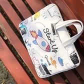 電腦包女手提聯想手提包14蘋果筆記15小清新文藝套 - 風尚3C