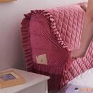 全包床頭罩加厚軟包床頭套可拆洗簡約防塵靠背罩【淘嘟嘟】
