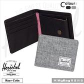 Herschel 皮夾 可放零錢款短夾 Roy-Coin 得意時袋