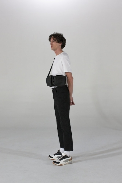 【cote&ciel】EMS BALLISTIC BLACK No.28767 EMS防彈尼龍兩用小包