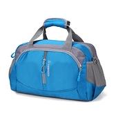 健身包 旅行包男健身包旅游包手提包女韓版出差短途輕便行李袋單肩行李包 歐歐