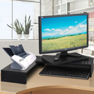 【桌上型L旋轉置物架】收納架 整理架 桌...