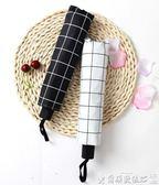 雨傘 全自動晴雨傘兩用男女太陽防曬紫外線遮陽小清新折疊ins韓國 爾碩數位3c