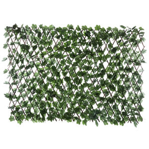 柳條伸縮籬笆 三角楓 100x200cm