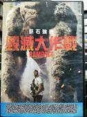 挖寶二手片-P02-093-正版DVD-電影【毀滅大作戰】-巨石強森 娜歐蜜哈瑞絲 傑森利爾斯