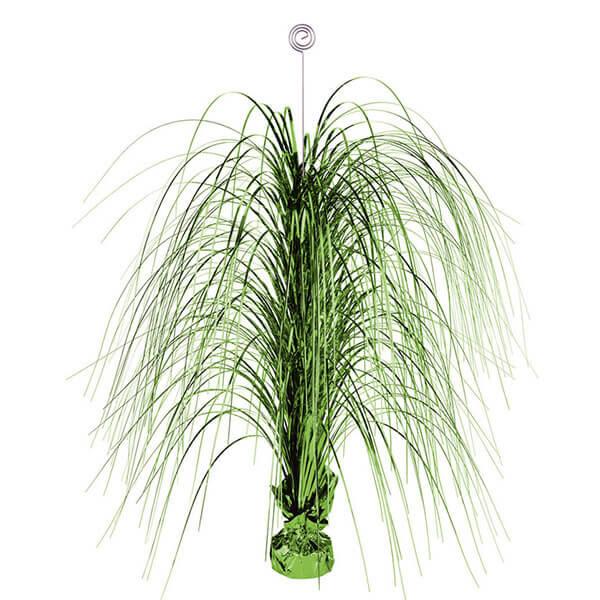 大洋蔥草擺飾-奇異果綠