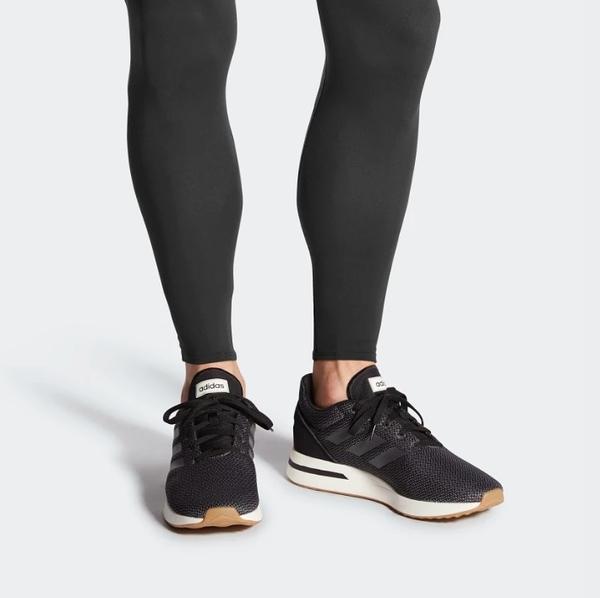 Adidas Retro Modern 黑 灰 網布 慢跑 運動 男 B96558 ☆SP☆